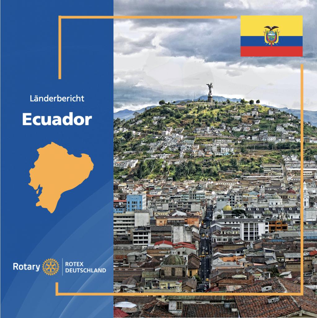 Länderbericht Ecuador