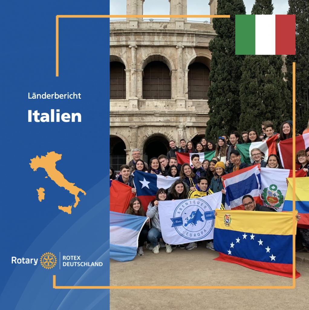 Länderbericht Italien