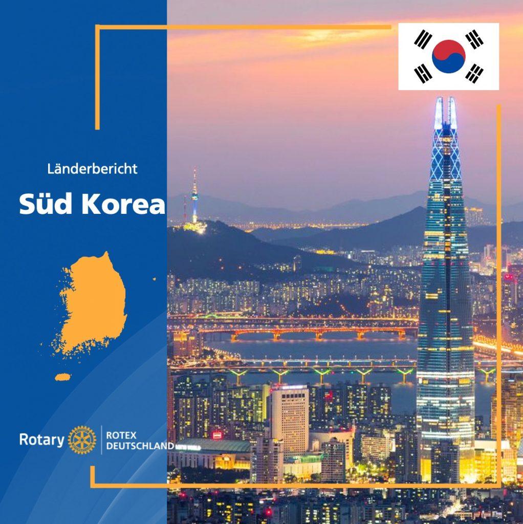 Länderbericht Südkorea